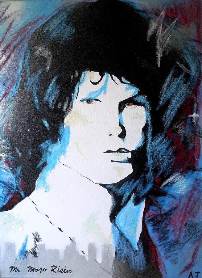 Mr. Mojo Risin Painting