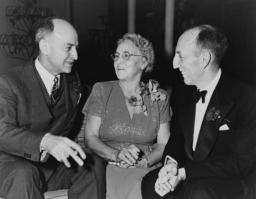 Mrs. Lena Bryant Malsin 1879-1951 Photograph