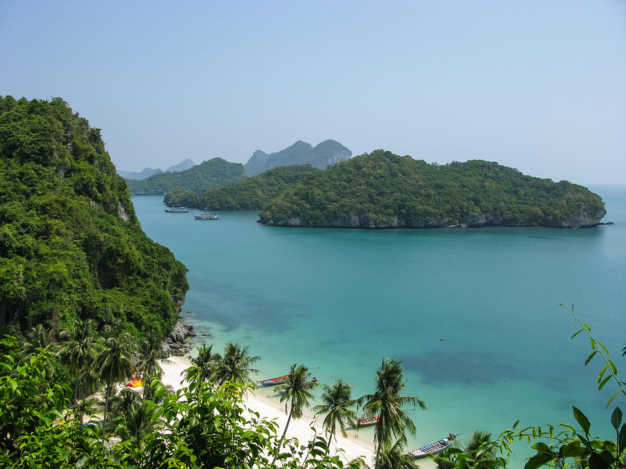 Mu Ko Ang Thong Marine National Park Photograph  - Mu Ko Ang Thong Marine National Park Fine Art Print