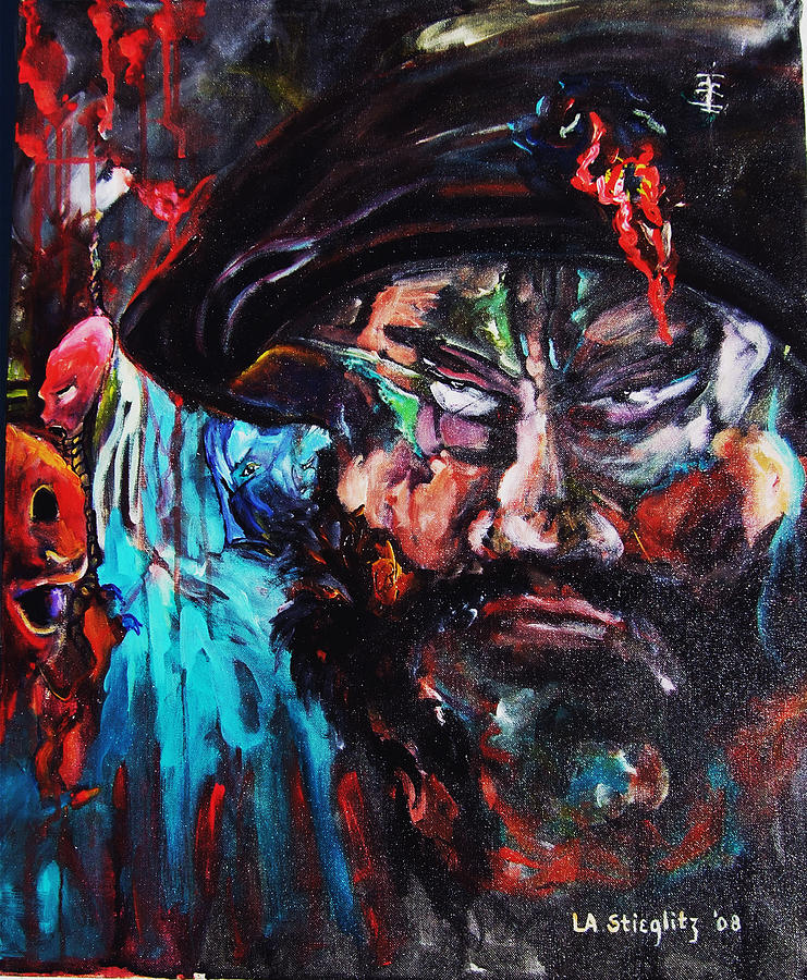 Mullah Madness Painting