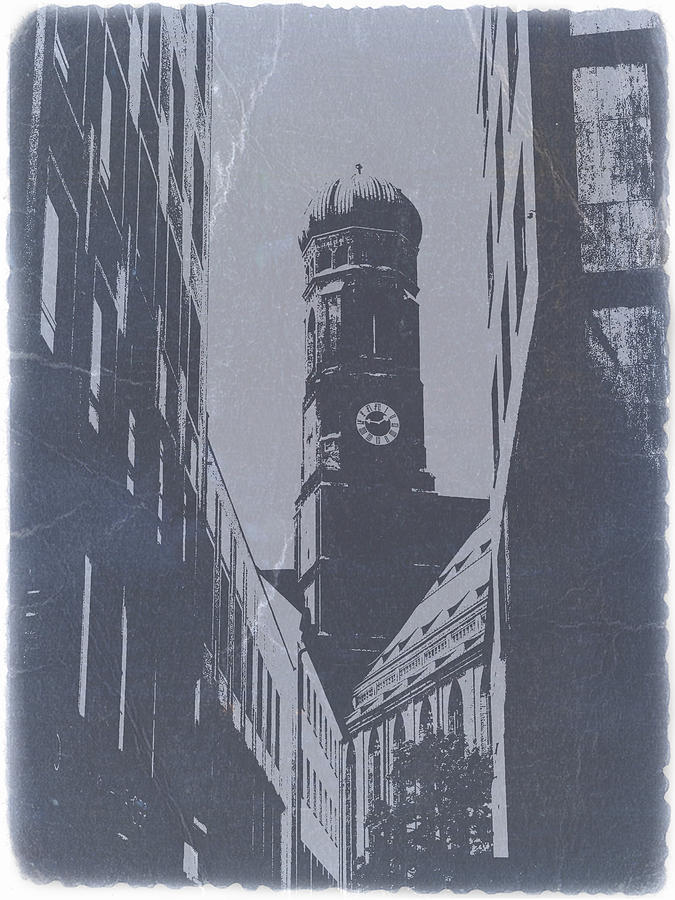 Munich Frauenkirche Photograph