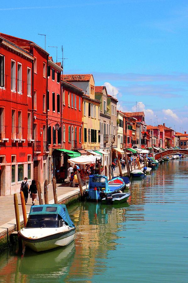 Murano, Italy Photograph