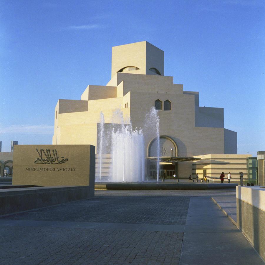 Museum Of Islamic Art In Qatar by Paul Cowan
