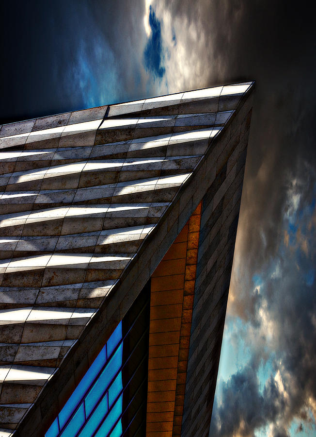 Liverpool Photograph - Museum Of Liverpool by Meirion Matthias