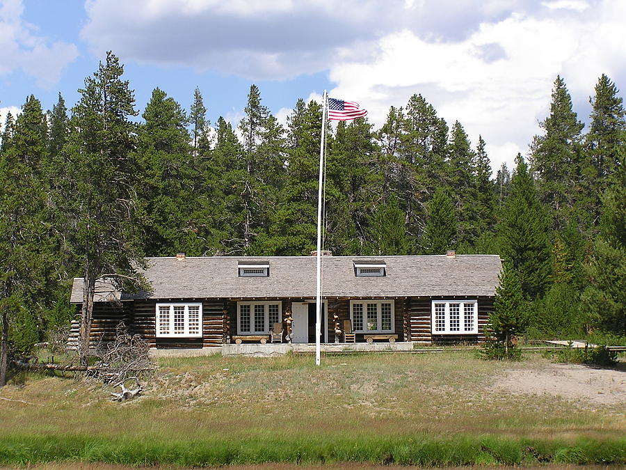 Museum Of The National Park Ranger Photograph