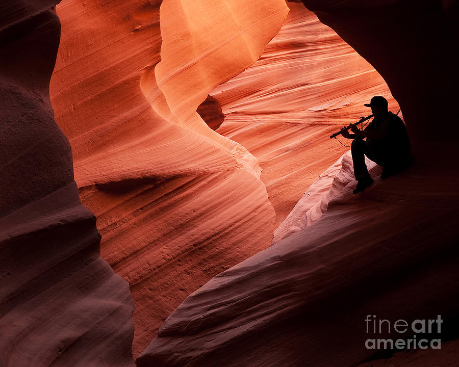 Music In The Canyon Photograph
