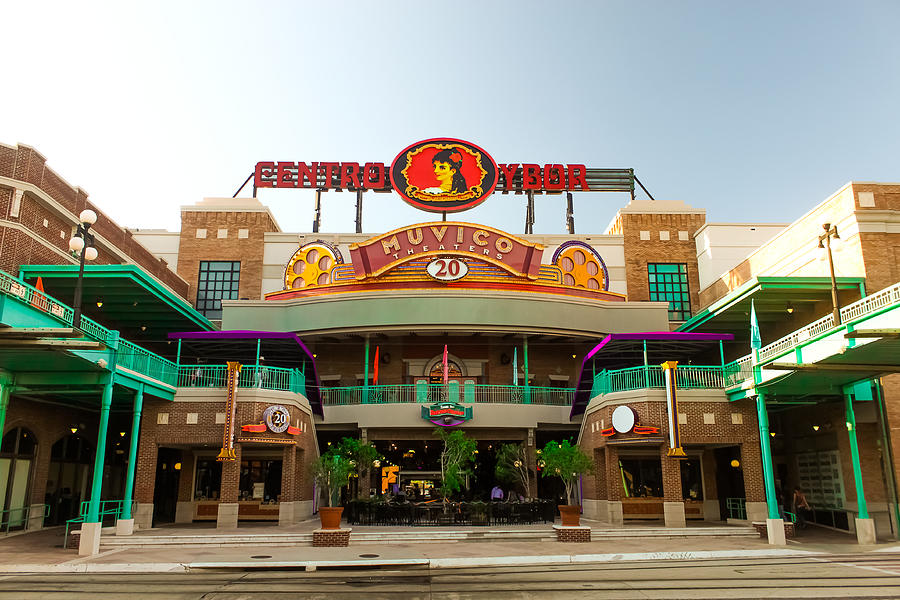 Centro Ybor Muvico theater, Tampa, FL – Photo News 247