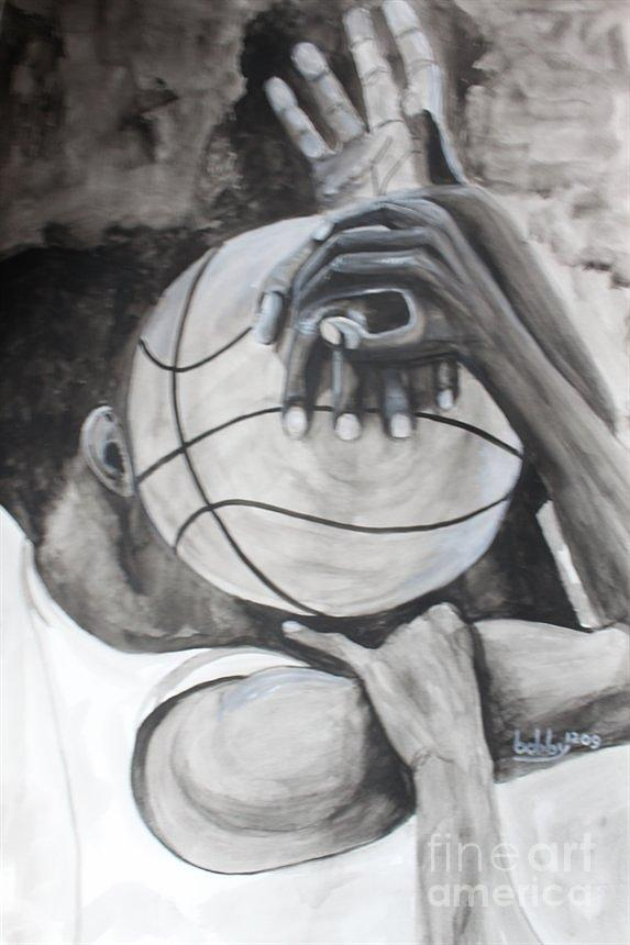 My Ball Painting