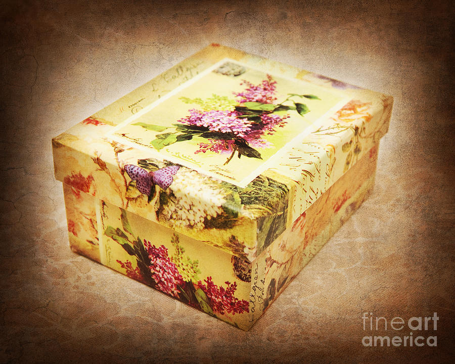 My Box Of Secrets Photograph