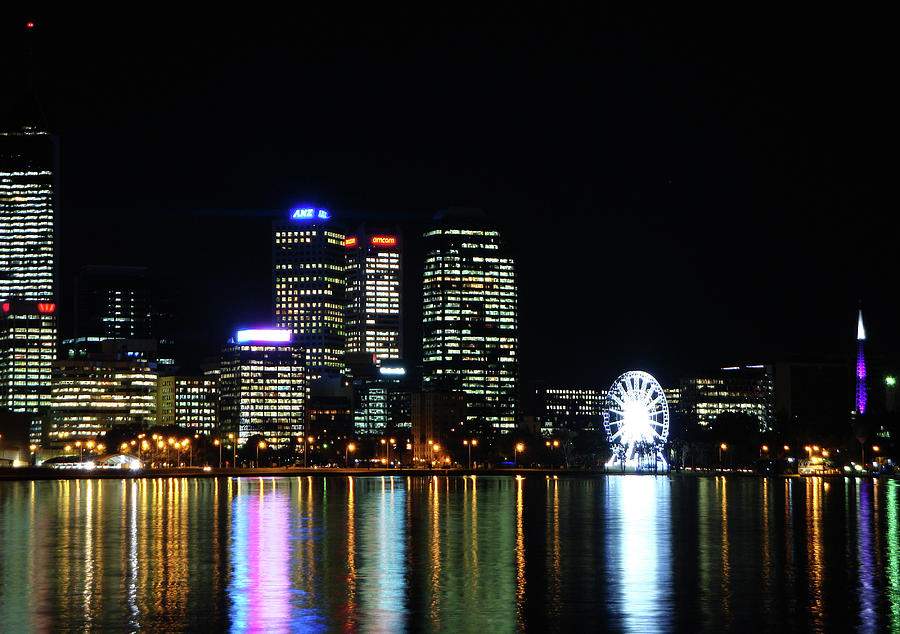 My City  Perth Photograph