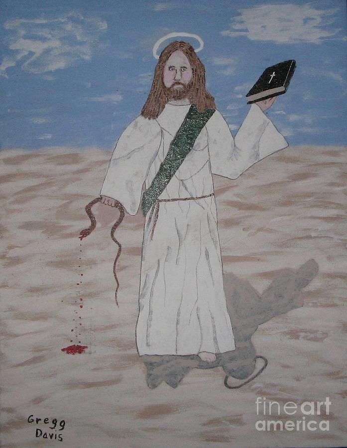 My Jesus Painting