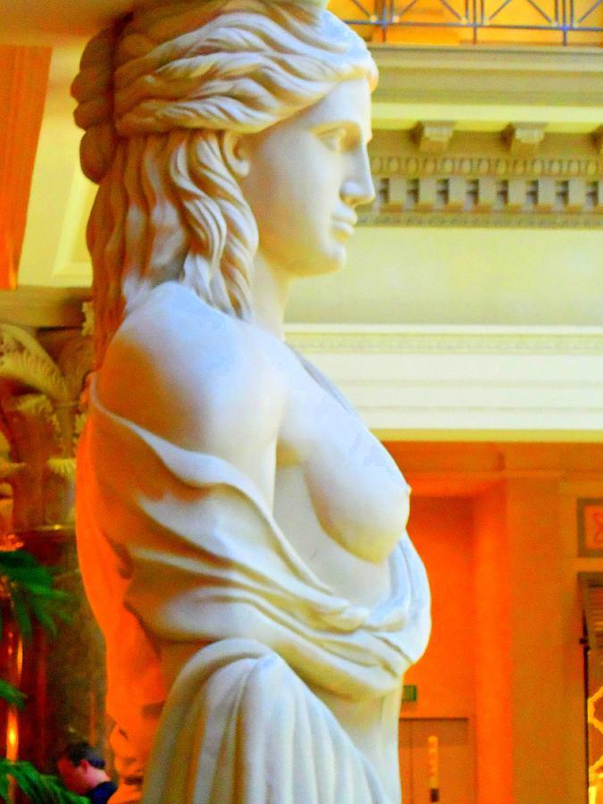 Vegas Photograph - My Vegas Caesars 14 by Randall Weidner