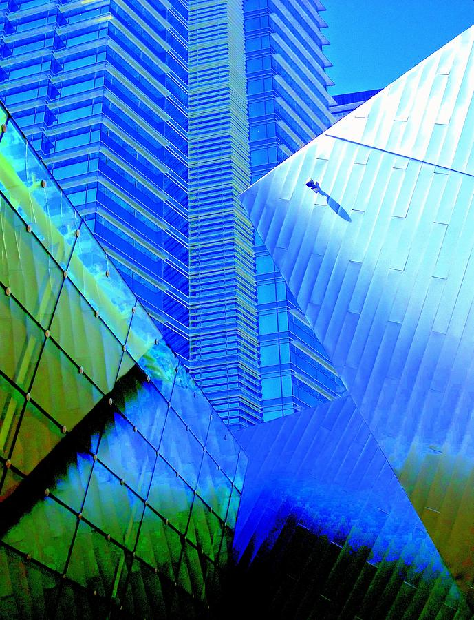My Vegas City Center 21 Photograph