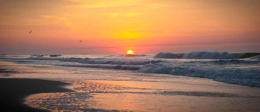Sunset Beach In Myrtle Beach