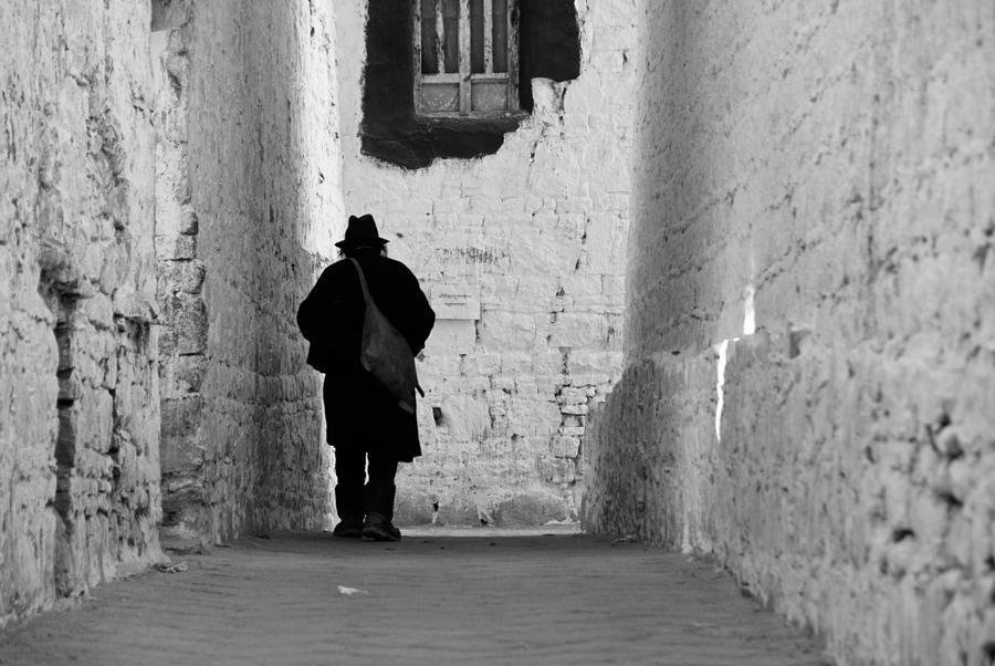 Mystery Man Photograph