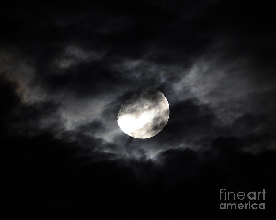 Mystic Moon Photograph