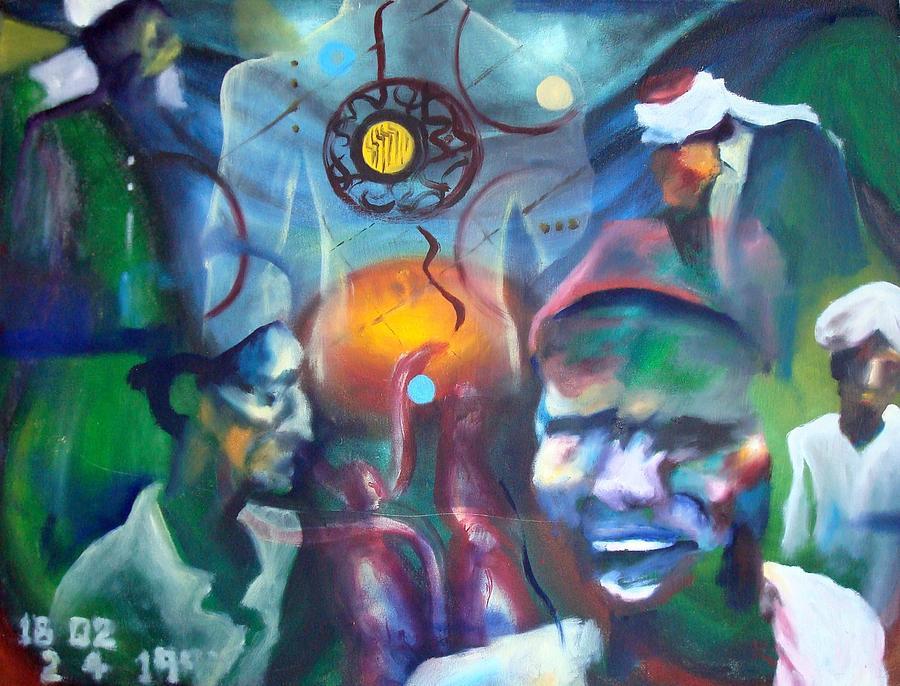 Mystic Practice Painting