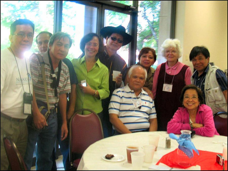 Nafaum Friends 2009 Photograph