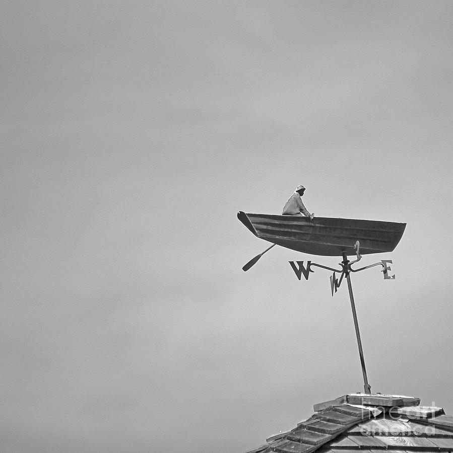Nantucket Weather Vane Photograph  - Nantucket Weather Vane Fine Art Print