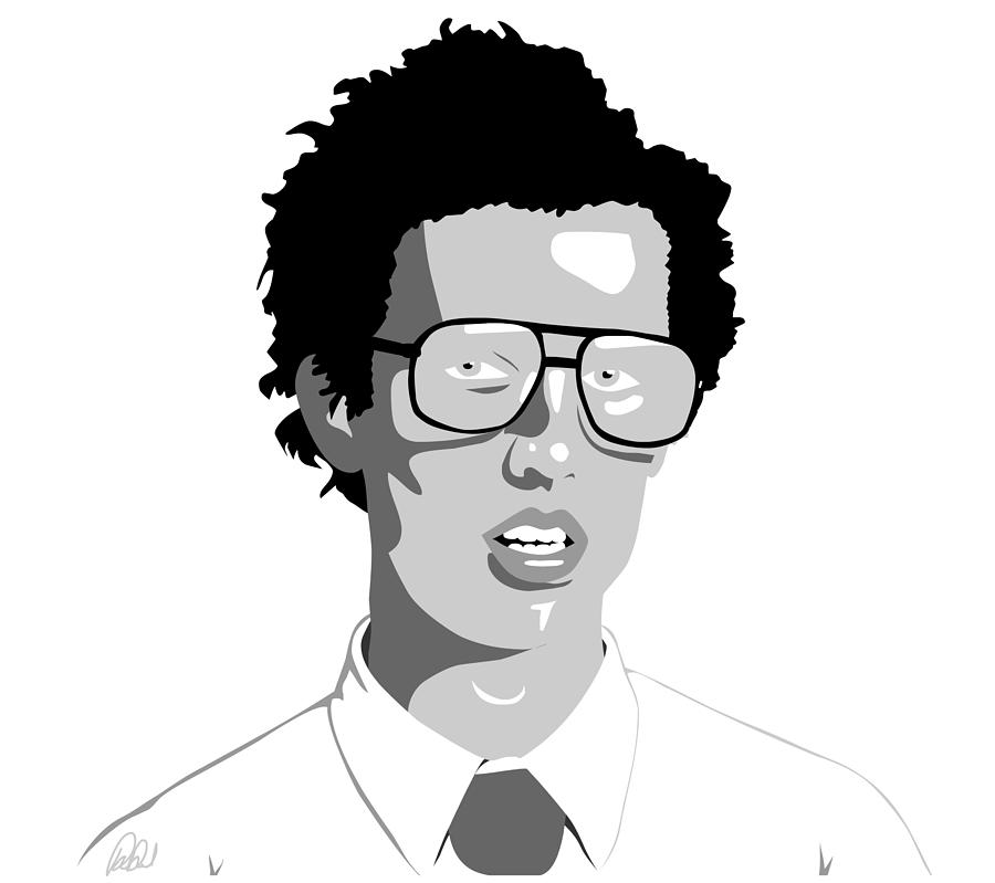napoleon dynamite coloring pages - photo#27