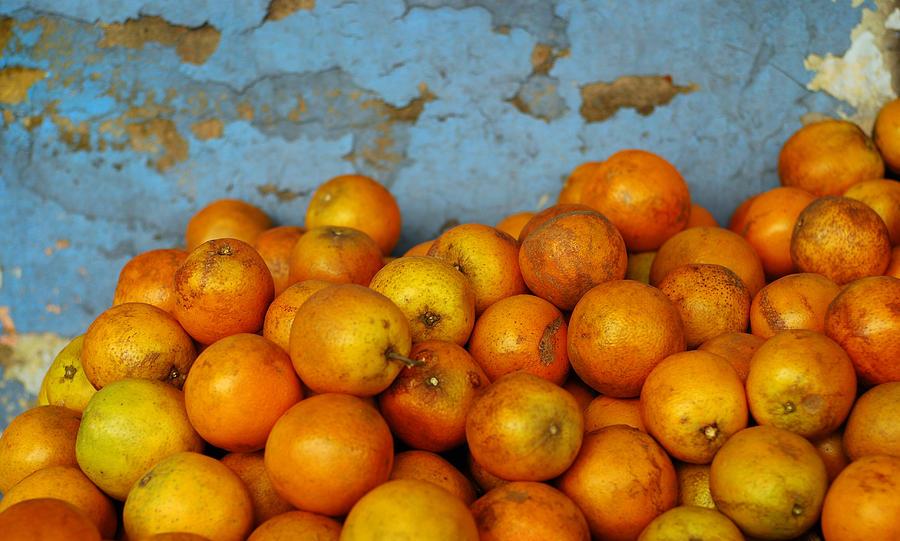 Naranjas Photograph