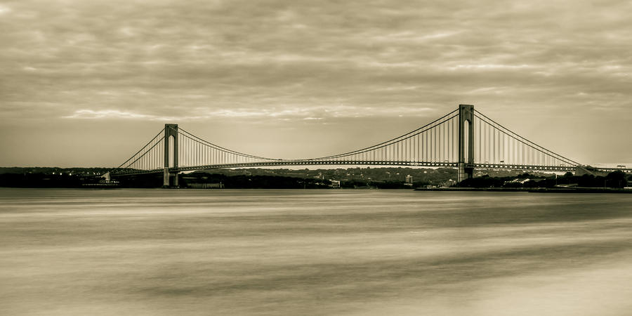 Narrows Crossing II Photograph  - Narrows Crossing II Fine Art Print