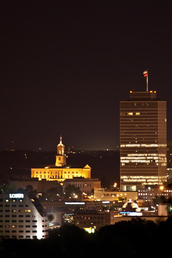 Nashville Cityscape 5 Photograph