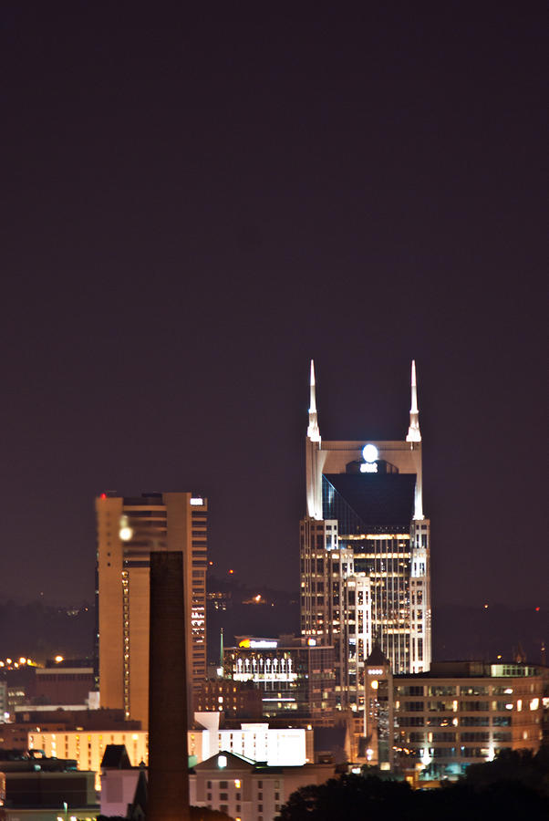 Nashville Cityscape 6 Photograph
