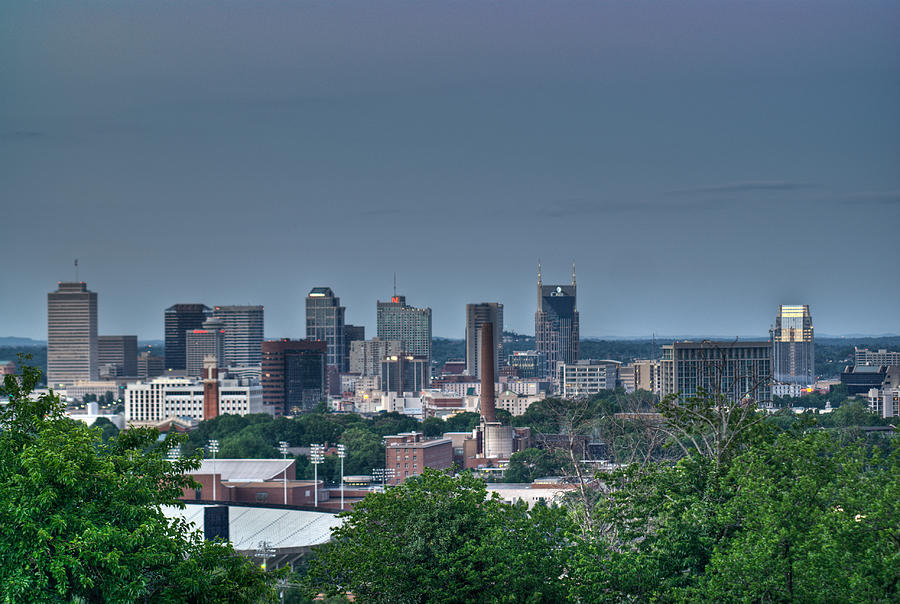 Nashville Skyline 2 Photograph