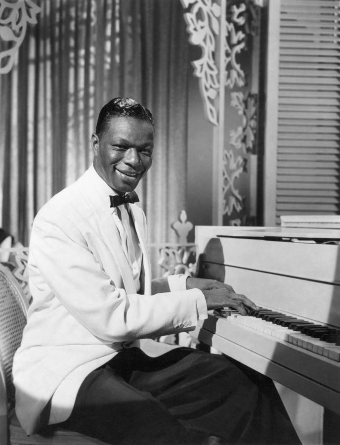 Nat King Cole (1919-1965) Photograph  - Nat King Cole (1919-1965) Fine Art Print