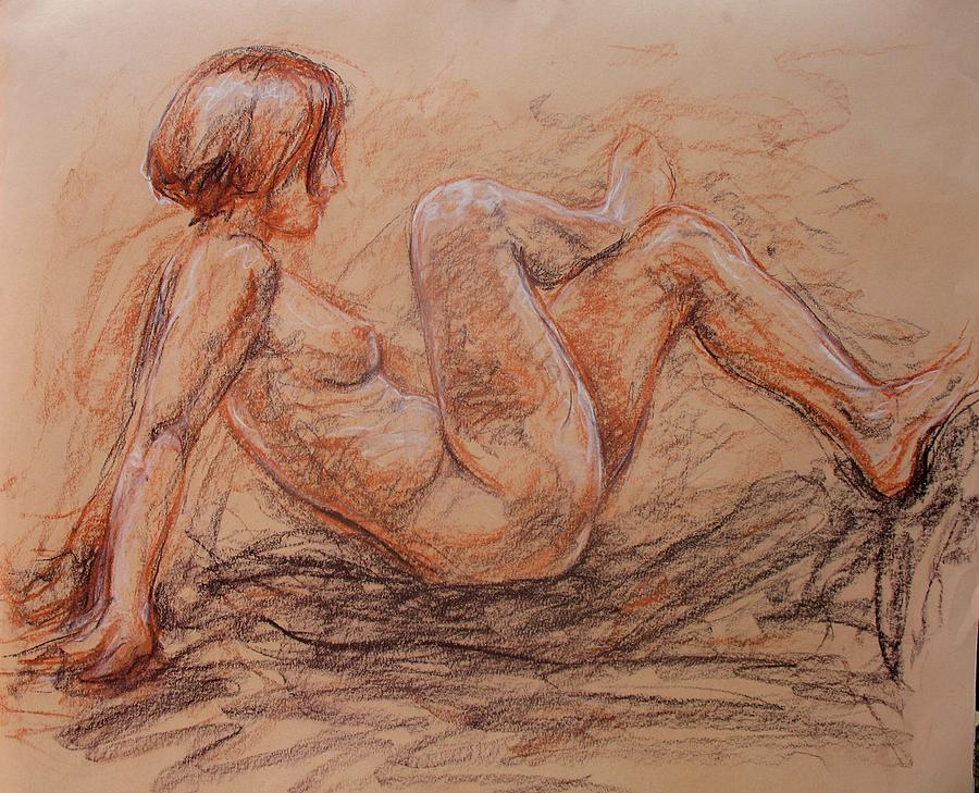Natalie II Drawing