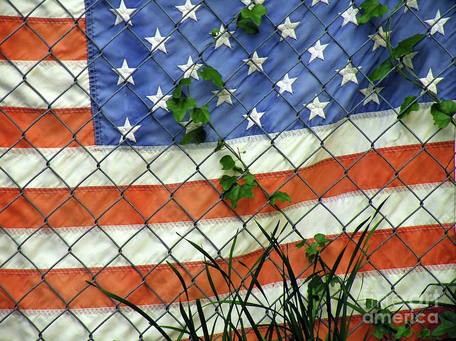 Nation In Distress Photograph  - Nation In Distress Fine Art Print