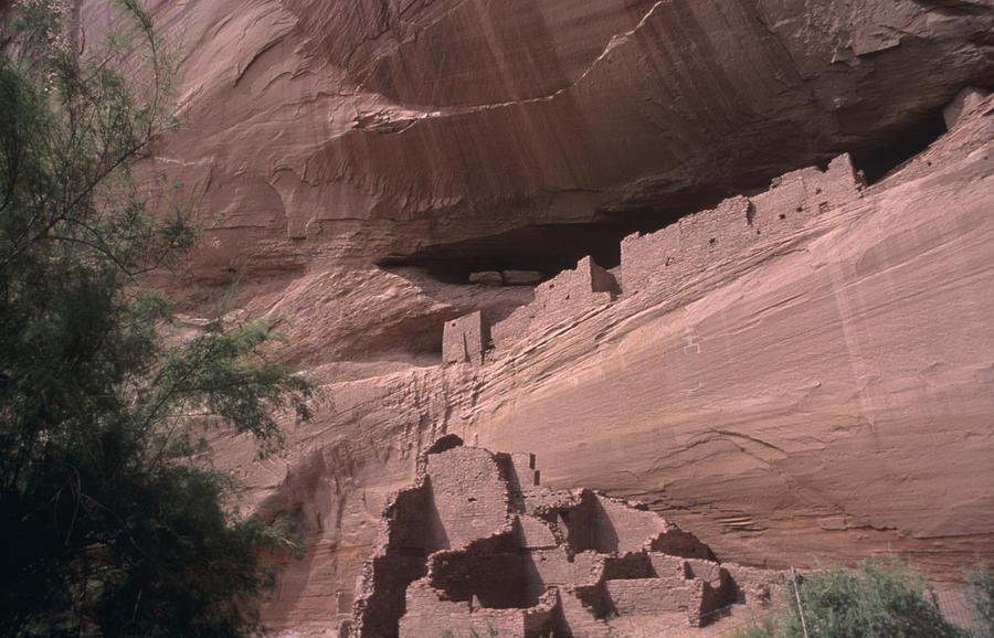 Anasazi Photograph - Native American Ruins by Dirk Wiersma