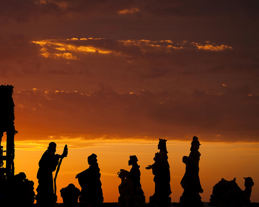 Nativity Sunrise Photograph