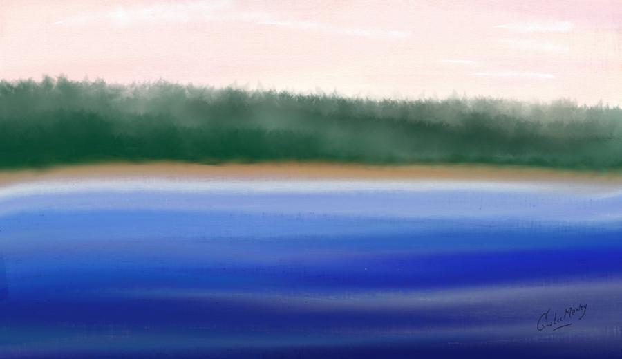 Nature Untouched Painting