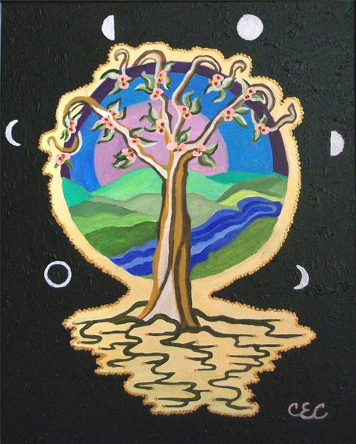 Natures Guardian Painting