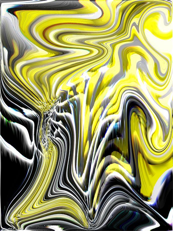 Natures Release Digital Art