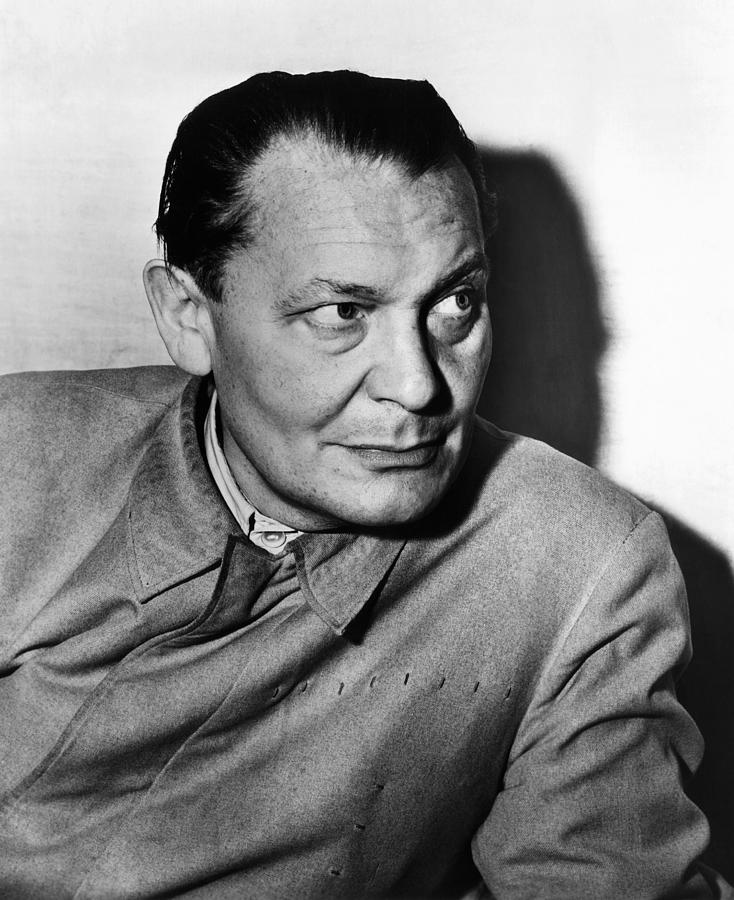 Nazi War Criminal Hermann Goering, Ca Photograph