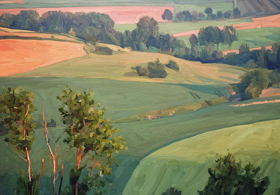 Near Eckelrade Painting