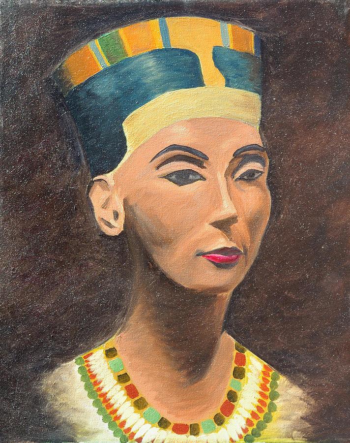 Nefertiti by MiPortafolio Digital