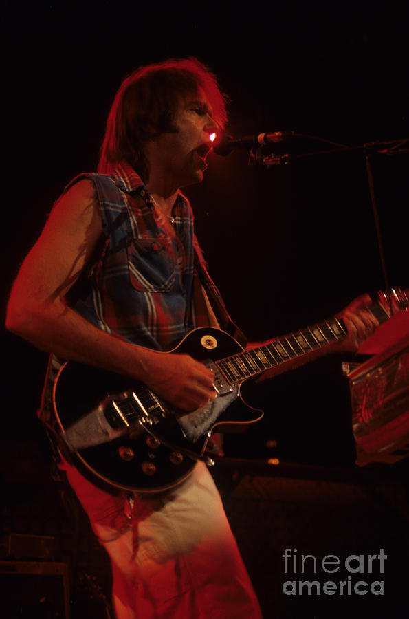 Neil Young Photograph