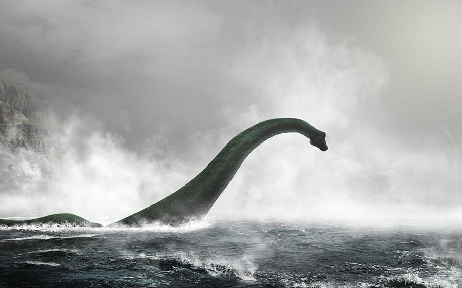 Nessy by Daniel Wall