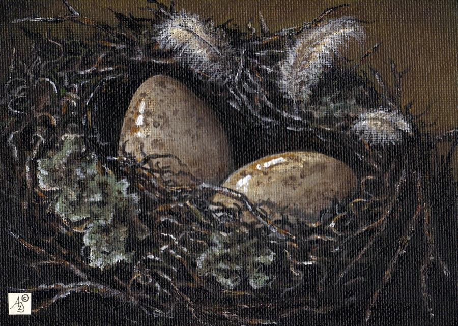 Nesting Painting