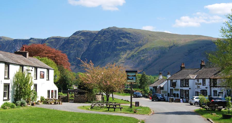 Nether Wasdale United Kingdom  City pictures : Nether Wasdale. English Lake District by Phil Mitchell