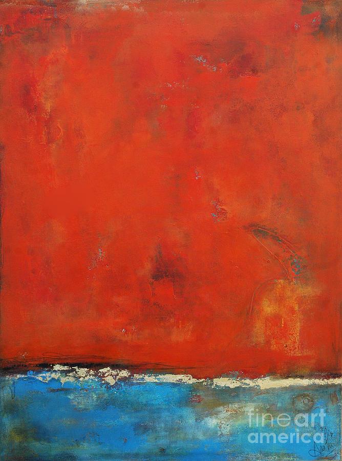 New Dawn  Nuevo Amanacer Painting