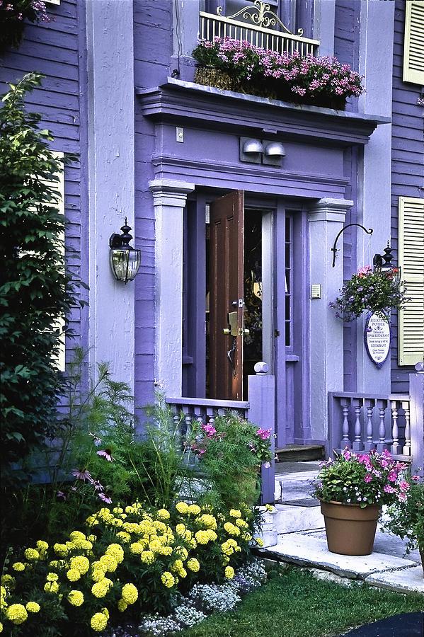 New England Inn Photograph