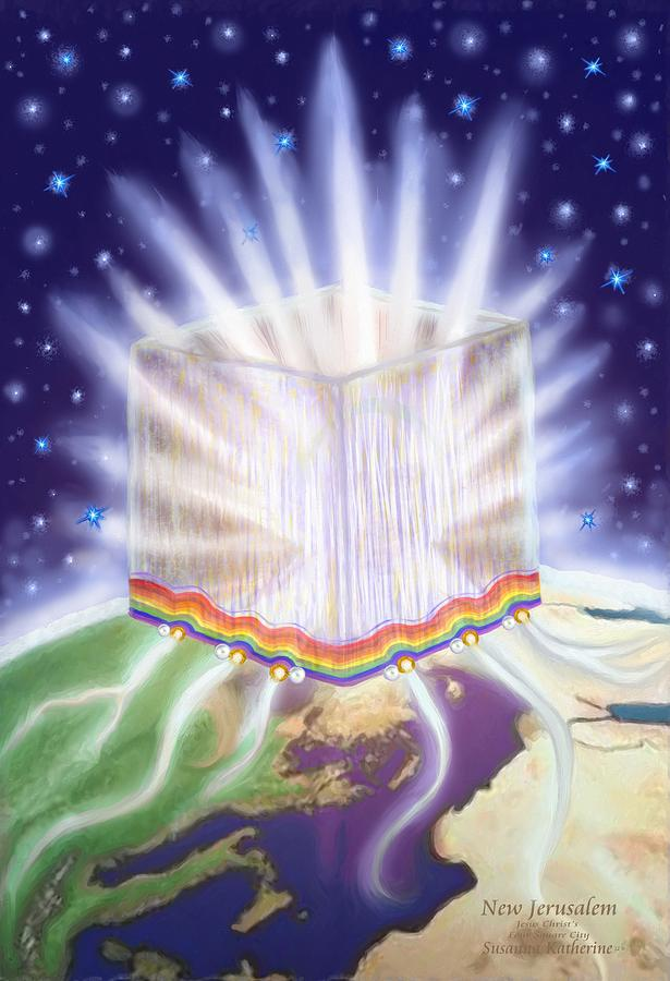 New Jerusalem  Painting