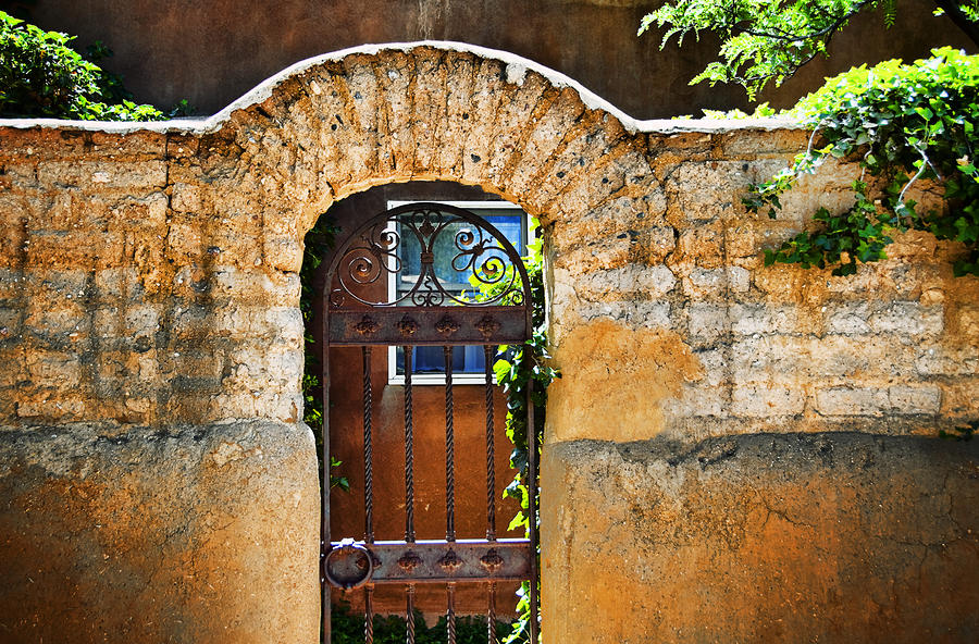 New mexican doors by ray laskowitz printscapes