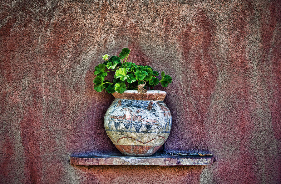 New Mexican Wall Sconces Photograph by Ray Laskowitz - Printscapes ...