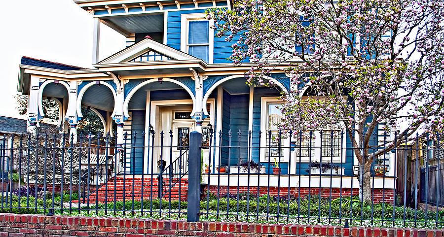 Home Photograph - New Orleans Class by Steve Harrington